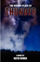 The Hiding Place of Thunder cover