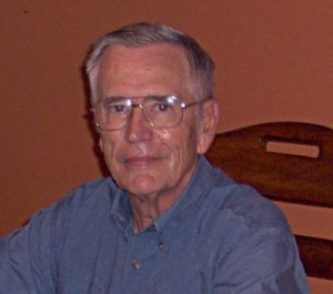 Author Clyde Hedges